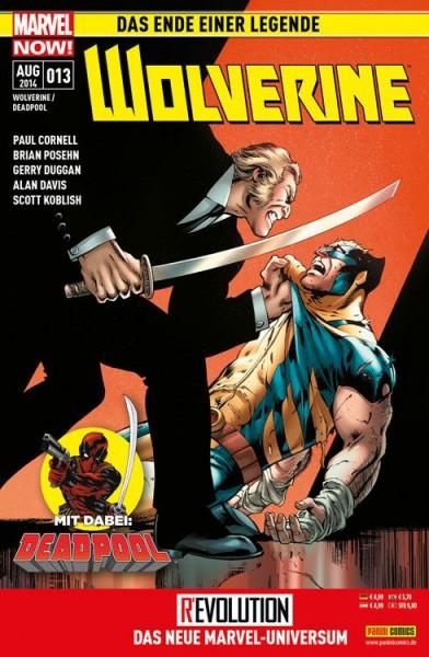Wolverine/Deadpool 13