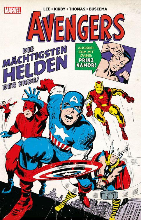 Marvel Klassiker: Avengers 1