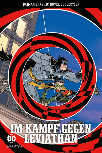 Batman Graphic Novel Collection 48: Im Kampf gegen Leviathan Cover