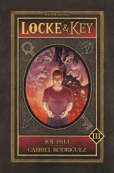 Locke & Key: Master Edition 3