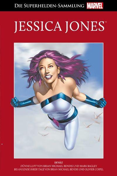 Die Marvel Superhelden Sammlung 19: Jessica Jones