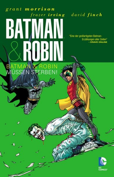 Batman & Robin 3: Batman und Robin müssen sterben!