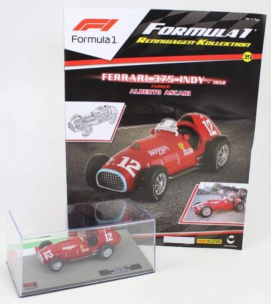 Formula 1 Rennwagen-Kollektion 39: Alberto Ascari (Ferrari 375 Indy)