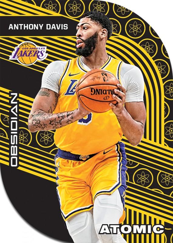 NBA Basketball Obsidian Trading Cards 2019/20 - Anthony Davis