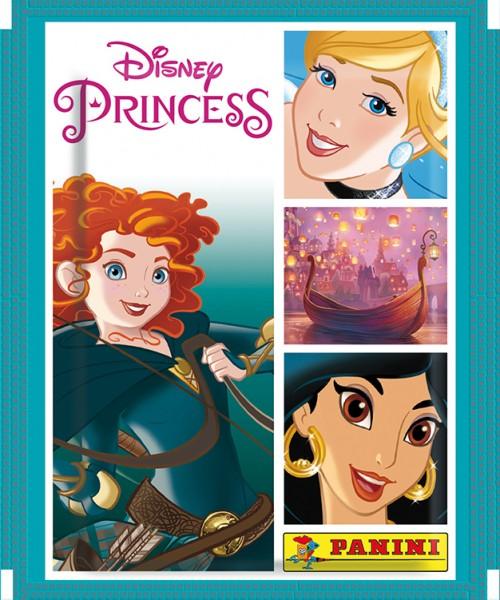 Disney Prinzessin - Das Herz einer Prinzessin - Stickertüte Version 1