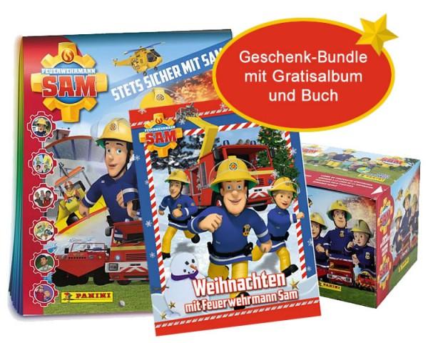 Feuerwehrmann Sam Geschenk-Bundle