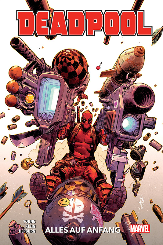 Deadpool Paperback 1: Alles auf...