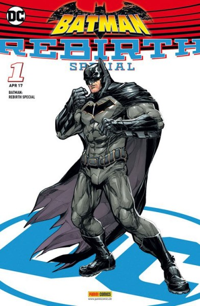 Batman: Rebirth Special Variant