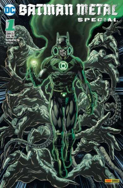 Batman Metal Special: Der Aufstieg der Dunklen Ritter 1 Variant 1