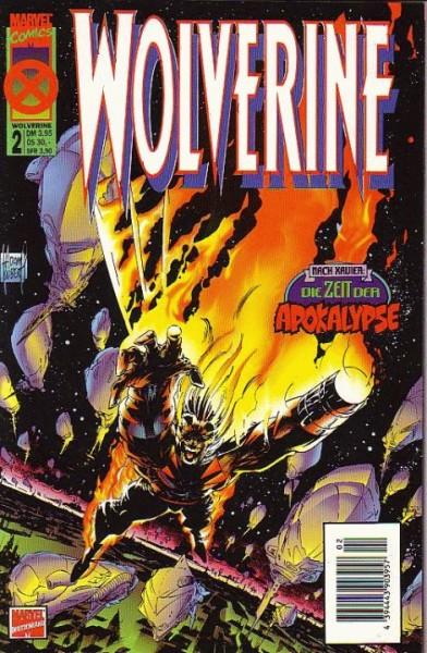 Wolverine 2 - Die Zeit der Apokalypse
