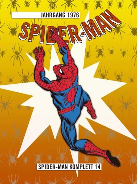 Spider-Man Komplett 14