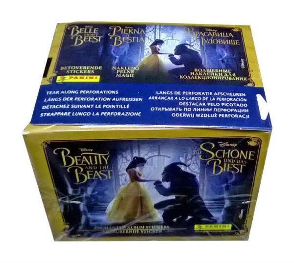 Die Schöne und Das Biest Kollektion - Box mit 36 Tüten