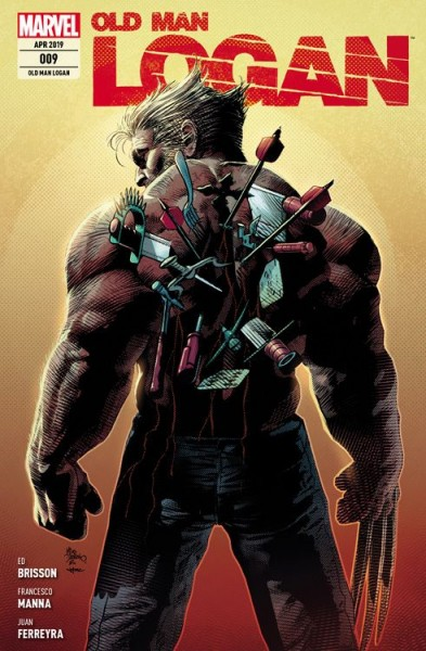Old Man Logan 9: Zahltag