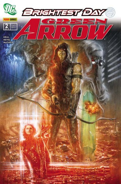 Brightest Day: Green Arrow 2