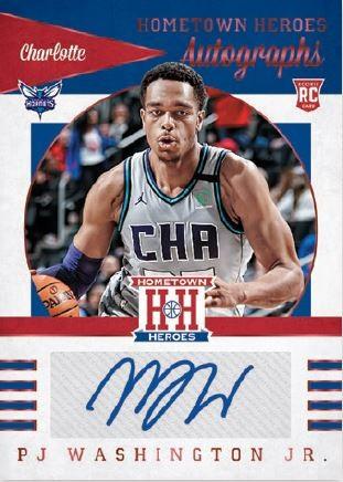 NBA Chronicles 2019/20 Trading Cards - PJ Washington