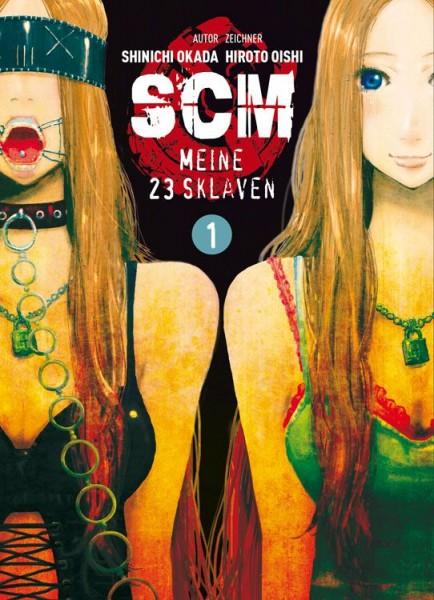 SCM: Meine 23 Sklaven 1 Cover