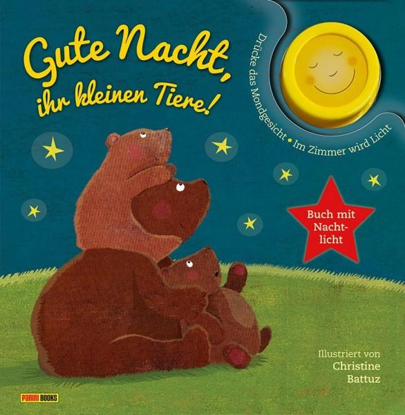 Gutenachtgeschichten mit Licht - Gute Nacht, ihr kleinen Tiere!