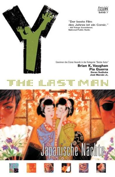 Y - The Last Man 8: Japanische Nächte