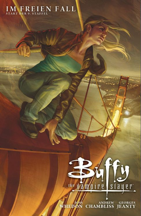Buffy the Vampire Slayer - 9. Staffel...