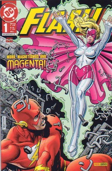 Flash 1 - Mord, Magnetismus und Magenta!