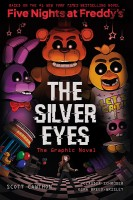 Five Nights at Freddy's Graphic Novel: Die silbernen Augen Cover