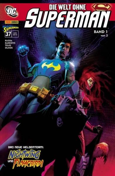 Superman Sonderband 37: Die Welt ohne Superman 1