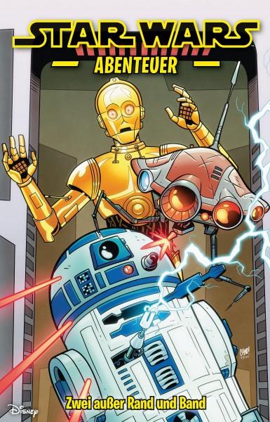 Star Wars Abenteuer 6: Zwei außer Rand und Band
