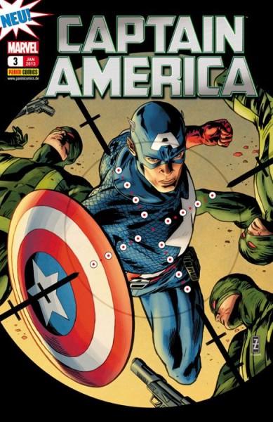 Captain America 3 (2012)