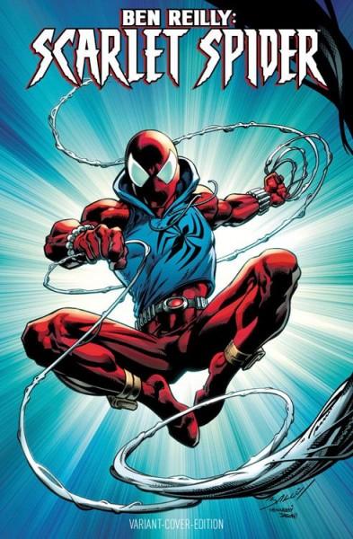 Ben Reilly: Scarlet Spider 1: Leben und Sterben in Las Vegas Variant