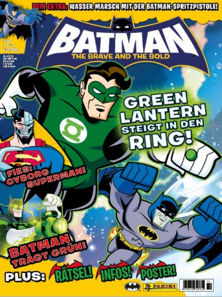Batman - The Brave and the Bold 10