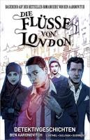 Die Flüsse von London 4 - Detektivgeschichten Cover