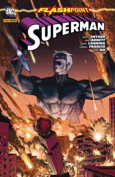 Flashpoint Sonderband - Superman