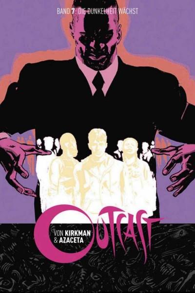 Outcast 7: Wenn die Dunkelheit wächst Cover