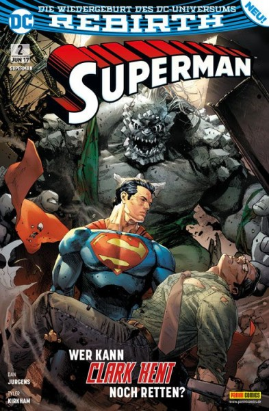 Superman 2: Wer kann Clark Kent noch retten?