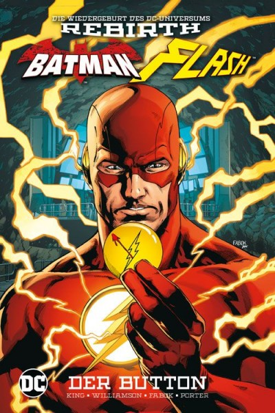 DC Rebirth: Batman/Flash - Der Button Variant