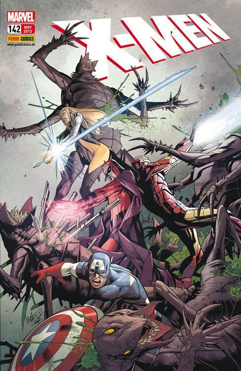 X-Men 142