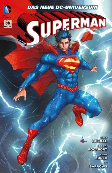 Superman Sonderband 56