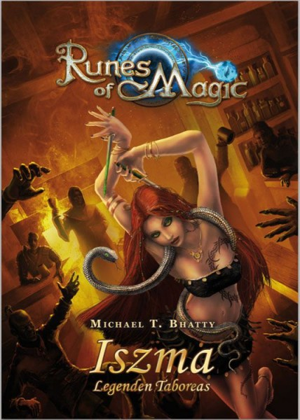Runes of Magic 3: Iszma - Legenden Taboreas