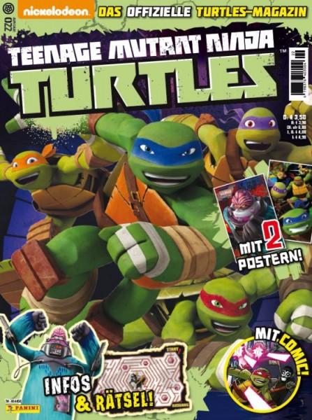 Teenage Mutant Ninja Turtles - Magazin 22
