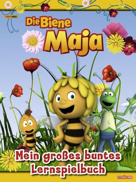 Die Biene Maja - Mein grosses buntes Lernspielbuch