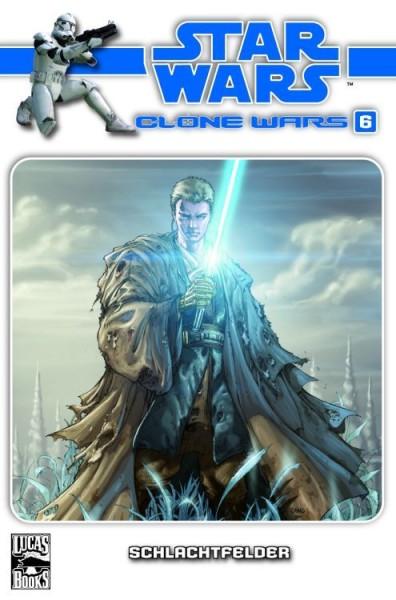 Star Wars: Clone Wars 6 - Schlachtfelder