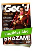 Flexibles Abo - Geek! Magazin