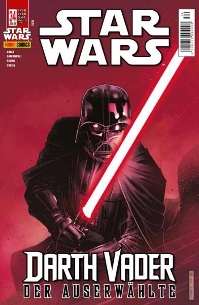 Star Wars 34: Darth Vader - Der Auserwählte 1 (Kiosk-Ausgabe)