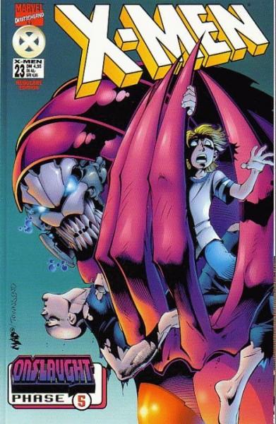 X-Men 23 - Onslaught Phase 5