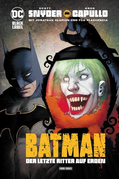 Batman: Der letzte Ritter auf Erden Hardcover