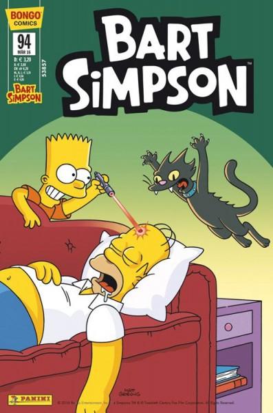 Bart Simpson Comics 94