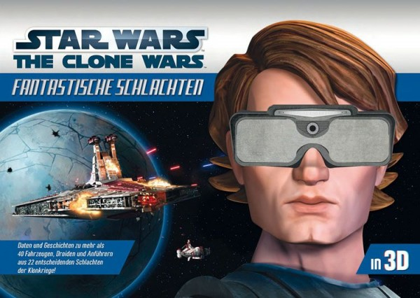 Star Wars: The Clone Wars - Fantastische Schlachten in 3D