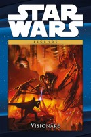 Star Wars Comic-Kollektion 106 Visionäre Cover