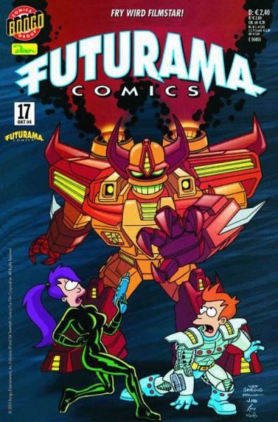 Futurama Comics 17