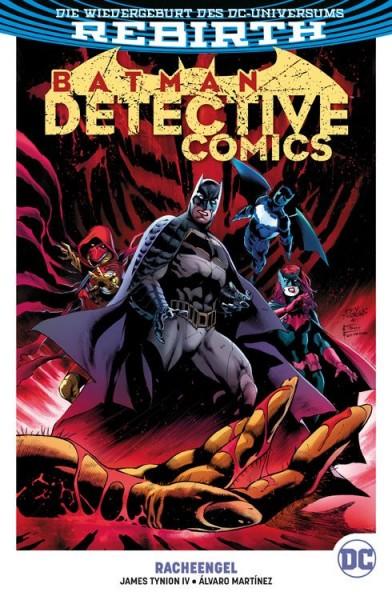 Batman Detective Comics Paperback 4: Racheengel